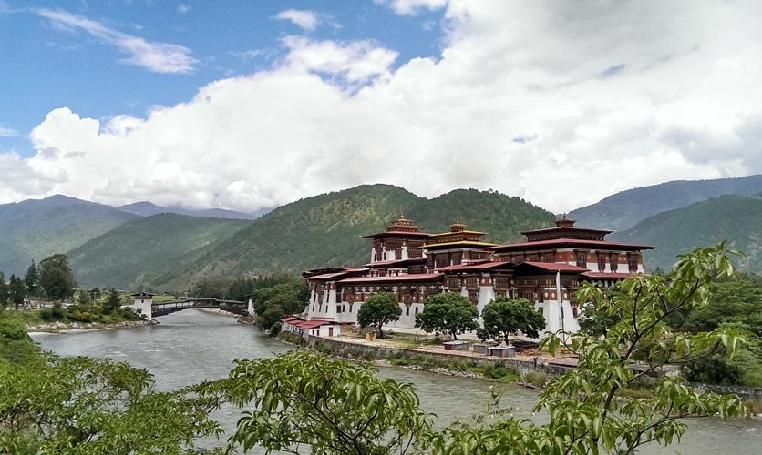bhoutan 05 - Bhoutan