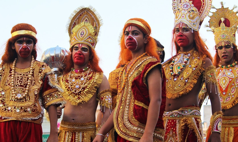 fete indienne onam - Ouest de l'Inde