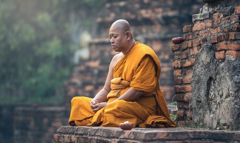 ayurveda 07 - Ayurveda, yoga et méditation