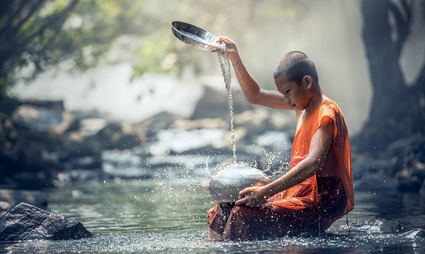 ayurveda 08 - Ayurveda, yoga et méditation