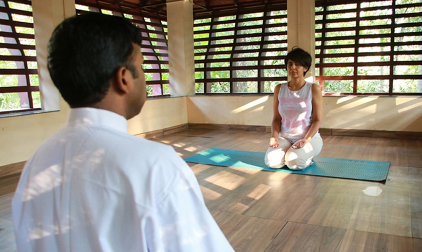 ayurveda 11 - Ayurveda, yoga et méditation